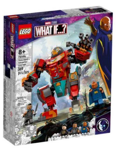 Lego Marvel 76194 Tony...