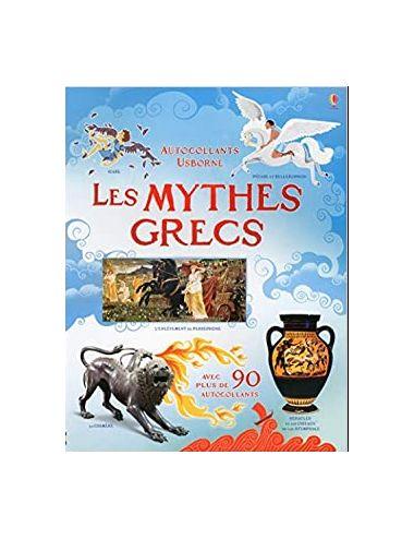 LES MYTHES GRECS -...