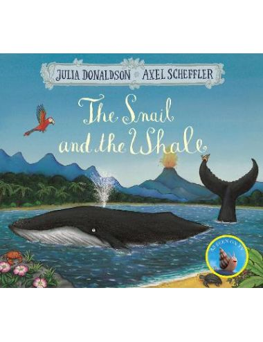THE SNAIL AND THE WHALE  PB