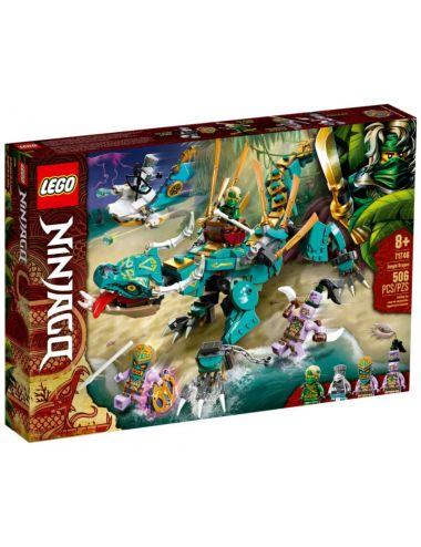 Lego Ninjago 71746 Jungle...