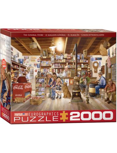 Eurographics Πάζλ 2000τεμ....