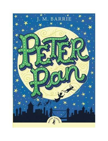 PUFFIN CLASSICS : PETER PAN PB
