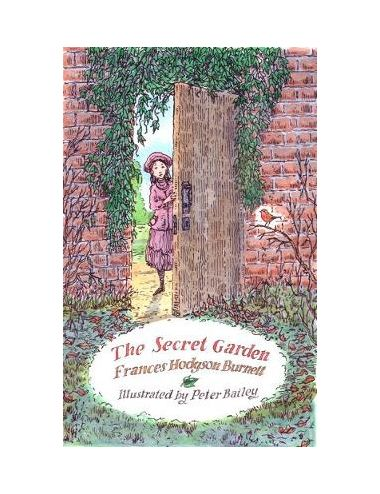 THE SECRET GARDEN PB