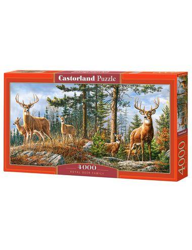 Castorland Royal Deer...