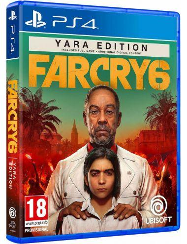PS4 Far Cry 6 - Yara Edition
