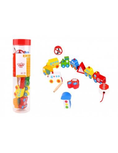 Tooky Toy ΞΥΛΙΝΑ ΣΥΡΟΜΕΝΑ...