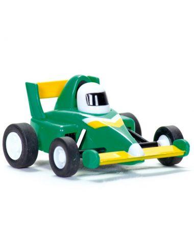 Tobar Μικρογραφία αγωνιστικού αυτοκινήτου formula με κινητήρα pull-back C02G0660016