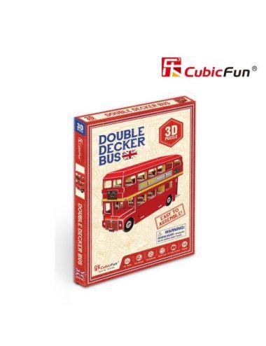 Cubic Fun Double Decker Bus...
