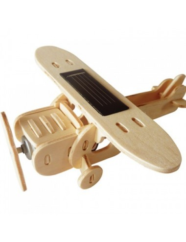 Robotime Ηλιακό Μονοπλάνο C02G0530008