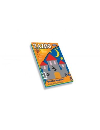 ΖΑΖΟΟ-ΦΥΛΛΑ ΑΦΡΩΔΗ 20Χ30 Φ.10 Ν.5
