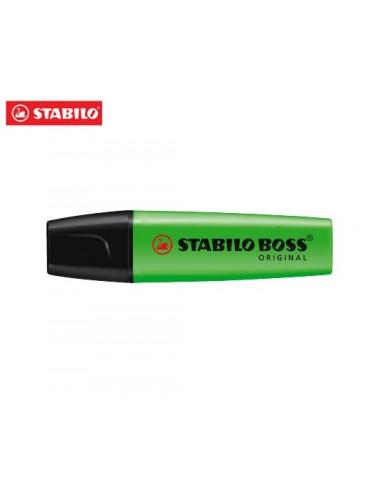 STABILO Μαρκαδόρος υπογράμμιση  BOSS Πράσινο