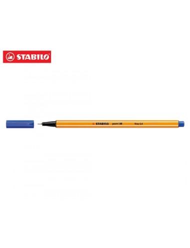 STABILO Μαρκαδόρος 88 Blue