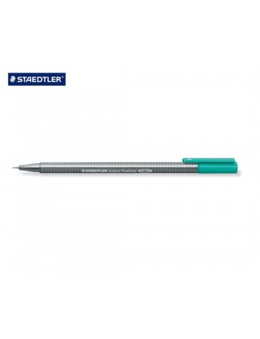 Staedtler Μαρκαδόρος FineLINER TRIPLUS FRENCH green