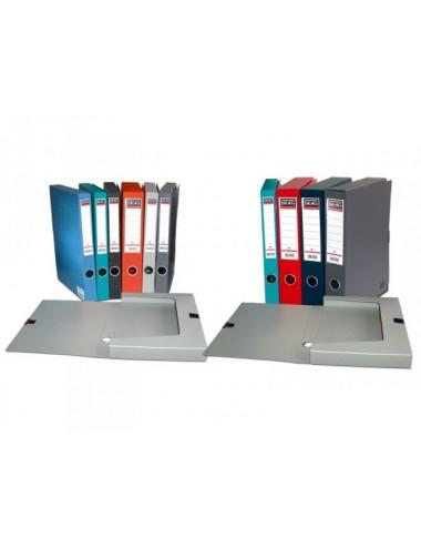 Skag Κουτιά Αρχειοθέτησης με κούμπωμα Α4 με ράχη 3.7 cm
